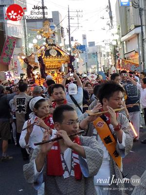 〈八重垣神社祇園祭〉西本町区 @2016.08.04 YEGK16_024