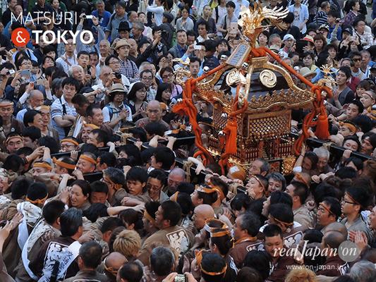 〈神田祭 2016.5.10〉神田佐久間町三丁目町会 ©real Japan'on -knd16-018