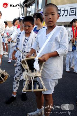 〈八重垣神社祇園祭〉田町区 @2014.08.04