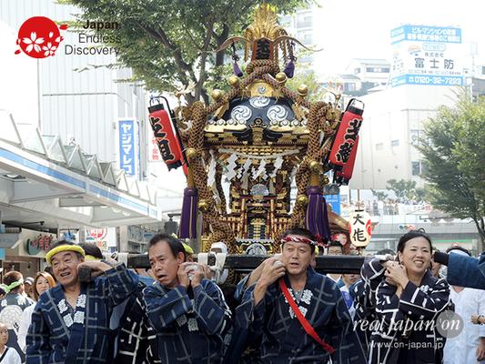 第40回よこすかみこしパレード 2016年10月16日【36. 芝生町内会】YMP16_079