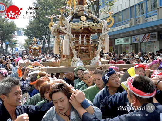 第40回よこすかみこしパレード 2016年10月16日【25. 台町内会】YMP16_054