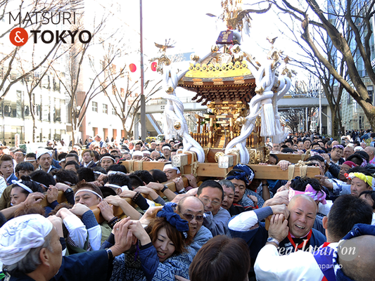 〈建国祭 2017.2.11〉⑧會津祭好会 ©real Japan'on :kks17-027