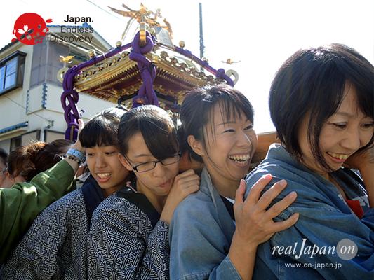 北小岩 八幡神社例大祭 2016年10月02日 KKH16_016
