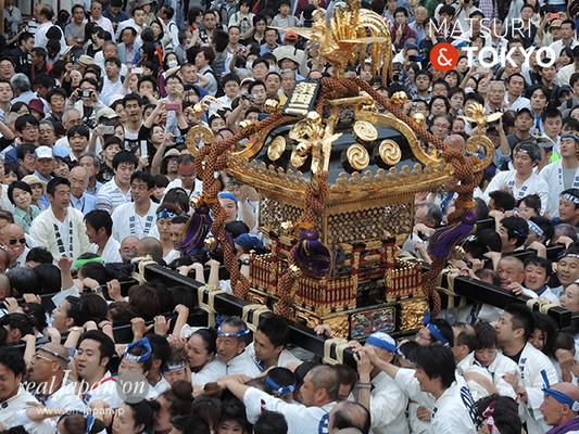 〈神田祭 2016.5.10〉神田須田町二丁目町会 ©real Japan'on -knd16-017