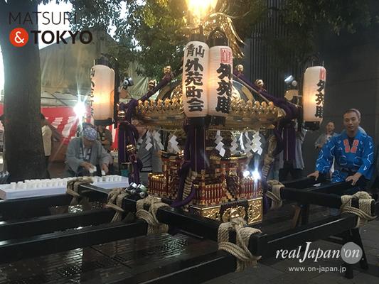 〈青山熊野神社例大祭〉宵宮渡御 @2016.09.24 GCY16_002