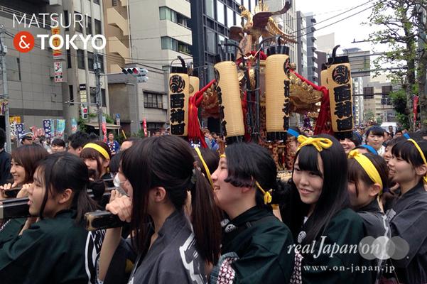 〈三崎稲荷神社例大祭〉2016.05.03 ©real Japan'on!(mski16-008)