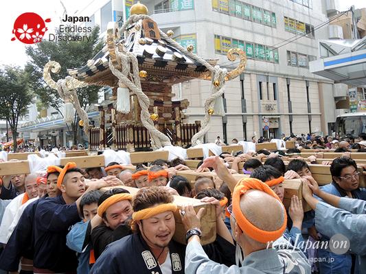 第40回よこすかみこしパレード 2016年10月16日【61. 禊會】YMP16_146