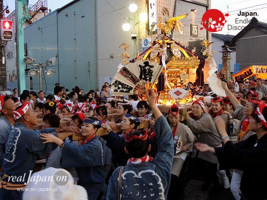 〈八重垣神社祇園祭〉西本町区 @2016.08.04 YEGK16_025