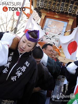 〈建国祭 2017.2.11〉④萬歳會 4(粋心睦)©real Japan'on :kks17-014