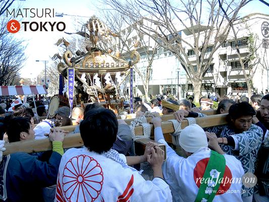 〈建国祭 2017.2.11〉⑥居木神社 ©real Japan'on :kks17-022