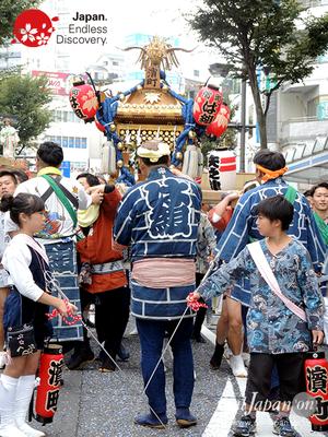 第40回よこすかみこしパレード 2016年10月16日【52. 濱町町内会】YMP16_121