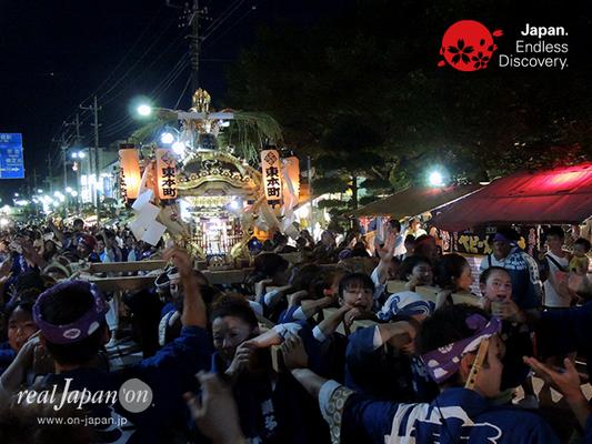 〈八重垣神社祇園祭〉東本町区 @2016.08.04 YEGK16_032