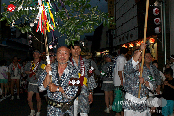 〈八重垣神社祇園祭〉平成26年度年番町:上出羽区 @2014.08.04