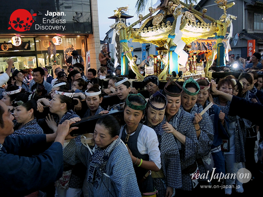 〈八重垣神社祇園祭〉上出羽区 @2016.08.04 YEGK16_022