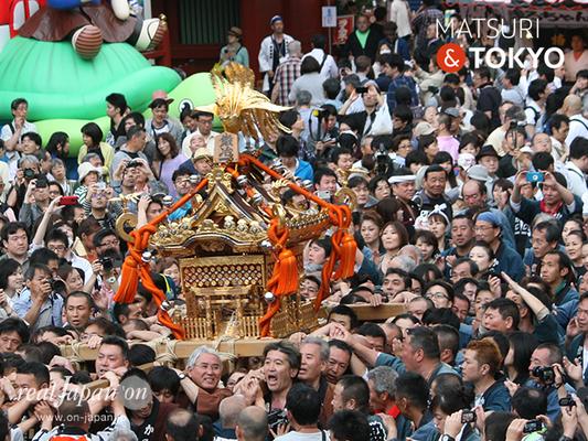 〈神田祭 2016.5.10〉鍛冶町一丁目町会2 ©real Japan'on -knd16-028