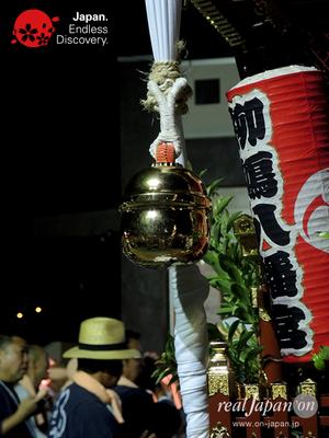 2016年度「浜降祭」柳島 八幡宮 2016年7月18日 HMO16_004