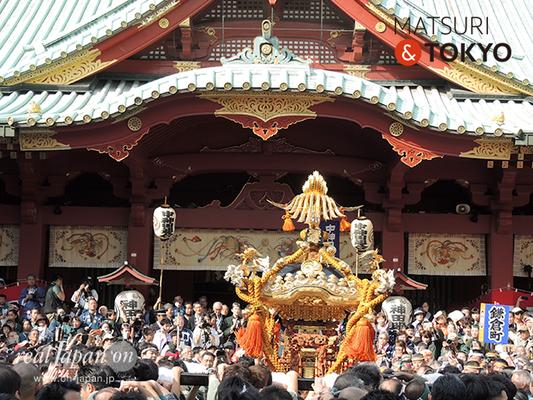 〈神田祭 2016.5.10〉内神田鎌倉町会 ©real Japan'on -knd16-010
