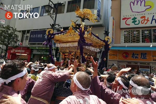 〈烏森神社例大祭〉2016.05.05 ©real Japan'on!(ksm16-005)