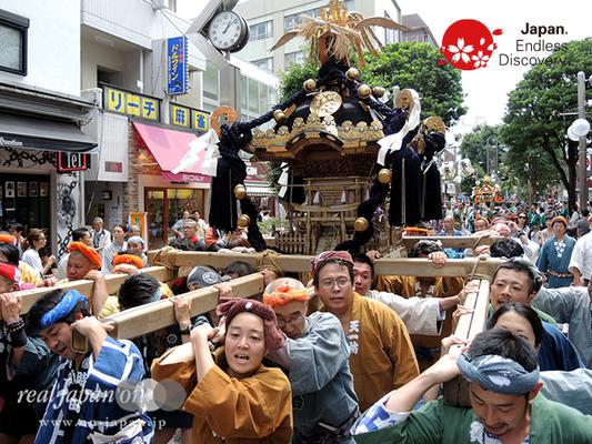 「京濱連合」2016年 横浜開港祭 みこしコラボレーション_YH16_007