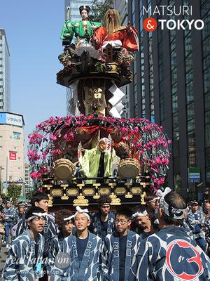 〈神田祭 2016.5.10〉掛川市横須賀「西田町」の祢里 ©real Japan'on -knd16-003