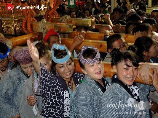 〈第47回 ふくろ祭り〉2014.09.28【日本神輿協会】Ⓒreal Japan'on!:fkr14-009