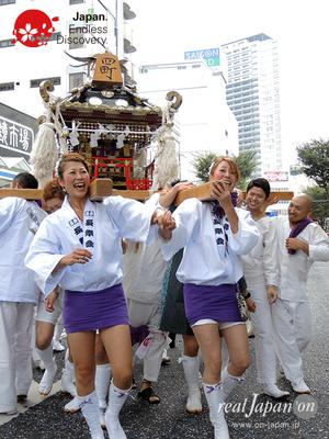 第40回よこすかみこしパレード 2016年10月16日【57. 長祭会】YMP16_134