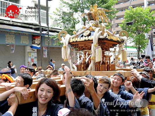 「廣友會」2016年 横浜開港祭 みこしコラボレーション_YH16_043