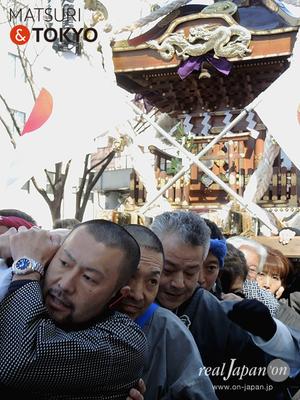 〈建国祭 2017.2.11〉①萬歳會 1(大鳥居)©real Japan'on :kks17-005