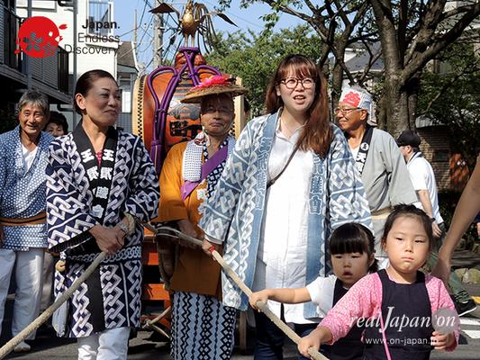北小岩 八幡神社例大祭 2016年10月02日 KKH16_006