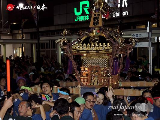 〈第47回 ふくろ祭り〉2014.09.28【池袋二丁目親睦町会】Ⓒreal Japan'on!:fkr14-022