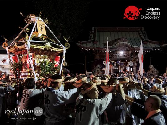 2016年度「浜降祭」柳島 八幡宮 2016年7月18日 HMO16_007