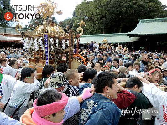 〈建国祭 2017.2.11〉⑥居木神社 ©real Japan'on :kks17-056