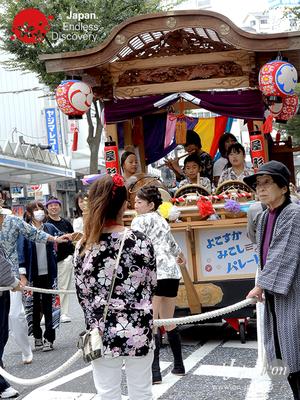 第40回よこすかみこしパレード 2016年10月16日【59. 長祭会】YMP16_140