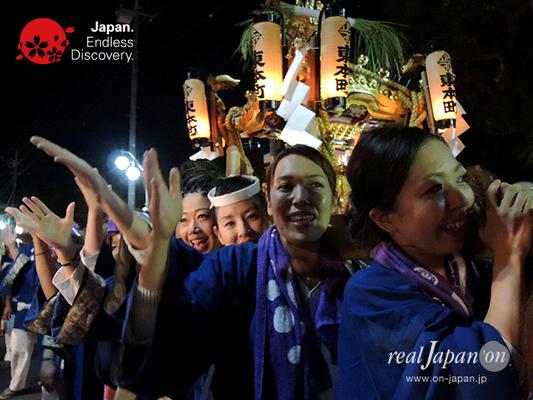 〈八重垣神社祇園祭〉東本町区 @2016.08.04 YEGK16_034