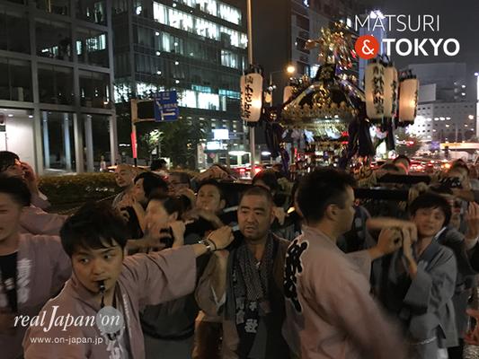 〈青山熊野神社例大祭〉宵宮渡御 @2016.09.24 GCY16_009