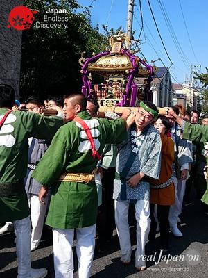 北小岩 八幡神社例大祭 2016年10月02日 KKH16_017