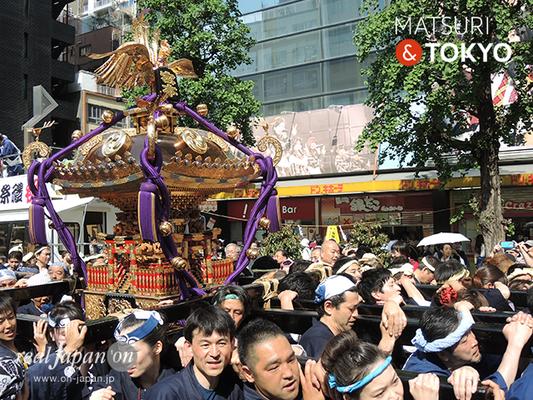 〈神田祭 2016.5.10〉宮本町会 ©real Japan'on -knd16-004