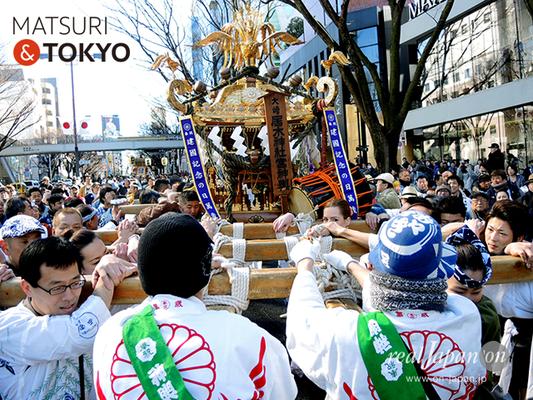 〈建国祭 2017.2.11〉⑥居木神社 ©real Japan'on :kks17-020