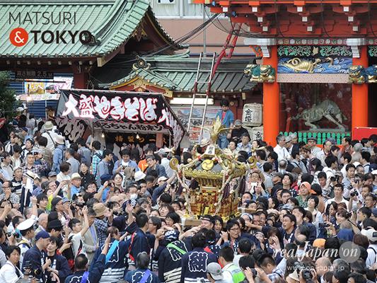 〈神田祭 2016.5.10〉紺屋町南町会 ©real Japan'on -knd16-015