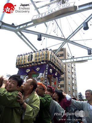 「都會」2016年 横浜開港祭 みこしコラボレーション_YH16_078