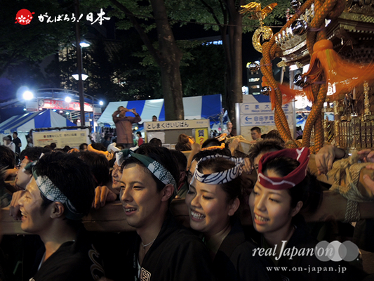 〈第47回 ふくろ祭り〉2014.09.28【西池袋一丁目町会】Ⓒreal Japan'on!:fkr14-012