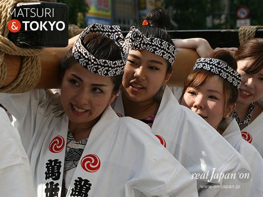 〈神田祭 2016.5.10〉外神田一丁目万世橋町会3 ©real Japan'on -knd16-023