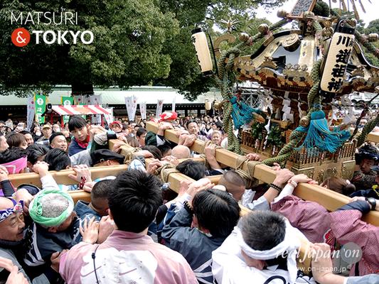 〈建国祭 2017.2.11〉⑭川崎道祖神 ©real Japan'on :kks17-069
