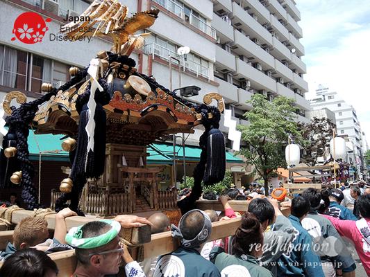「京濱連合」2016年 横浜開港祭 みこしコラボレーション_YH16_006