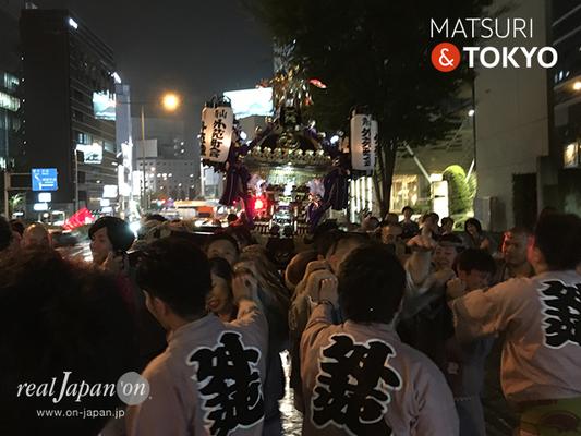 〈青山熊野神社例大祭〉宵宮渡御 @2016.09.24 GCY16_012