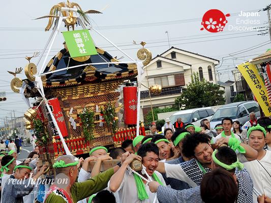 2016年度「浜降祭」鳥井戸 御霊神社 2016年7月18日 HMO16_014