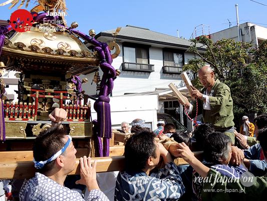 北小岩 八幡神社例大祭 2016年10月02日 KKH16_010