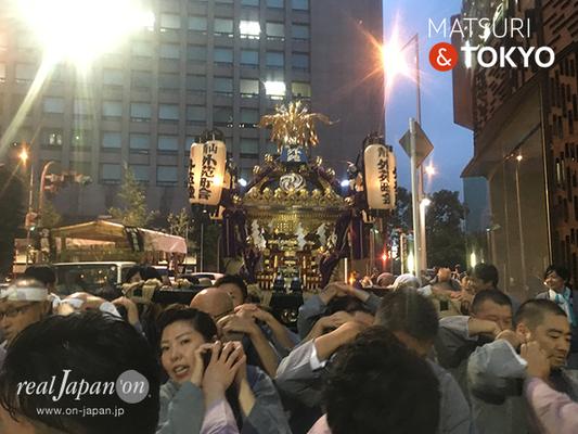 〈青山熊野神社例大祭〉宵宮渡御 @2016.09.24 GCY16_004