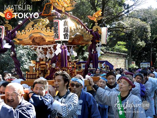 〈建国祭 2017.2.11〉②萬歳會 2(豊鹿嶋)©real Japan'on :kks17-051