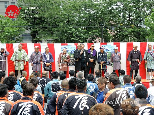 「開会式」2016年 横浜開港祭 みこしコラボレーション_HY16_001